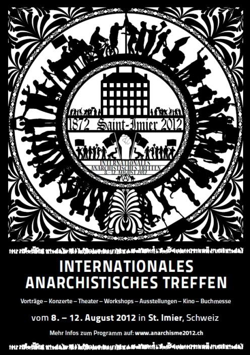 Plakat St. Imier