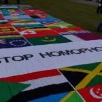 6. stop homophobia!