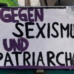 gegen sexismus und patriarchat