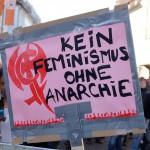 kein feminismus ohne anarchie