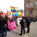 4. blockade schlossplatz-schillerplatz