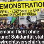 Asylrechtsverschärfung_Demo