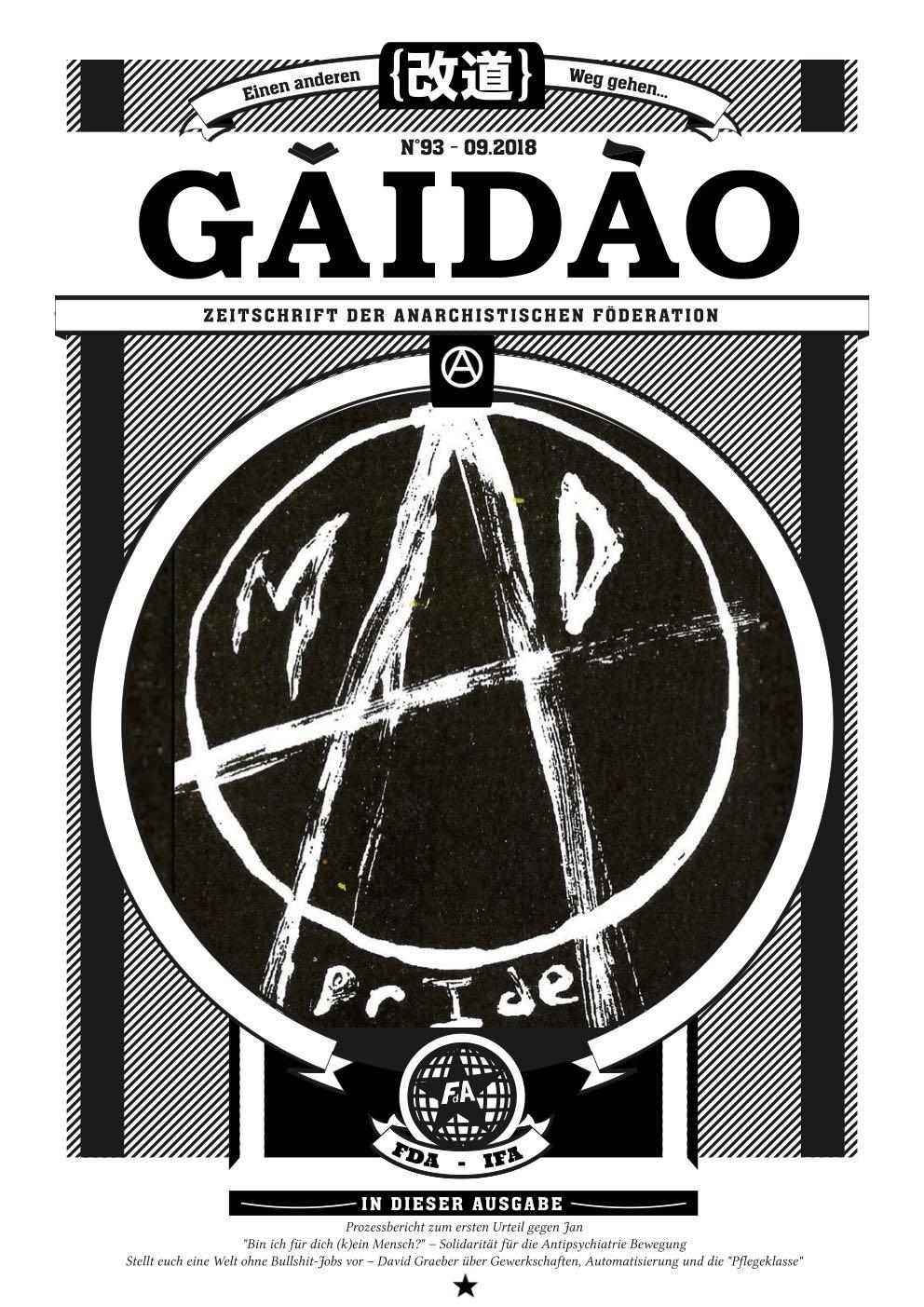 Cover der Gai Dao Nr. 93